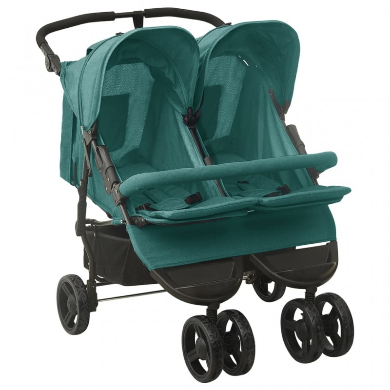 Mesa camilla de masaje de madera plegable de dos cuerpos rojos