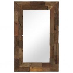 vidaXL Sofá cama modular de 4 plazas de tela a rayas