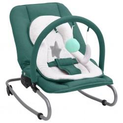 Mesa camilla de masaje plegable de 3 cuerpos, aluminio blanco