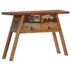 vidaXL Cajas de almacenaje 4 uds textil no tejido 32x32x32 cm negro
