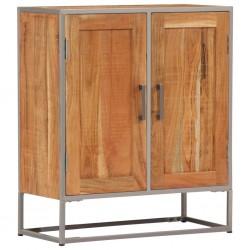 vidaXL Tocador con espejo de MDF 60x40x75 cm