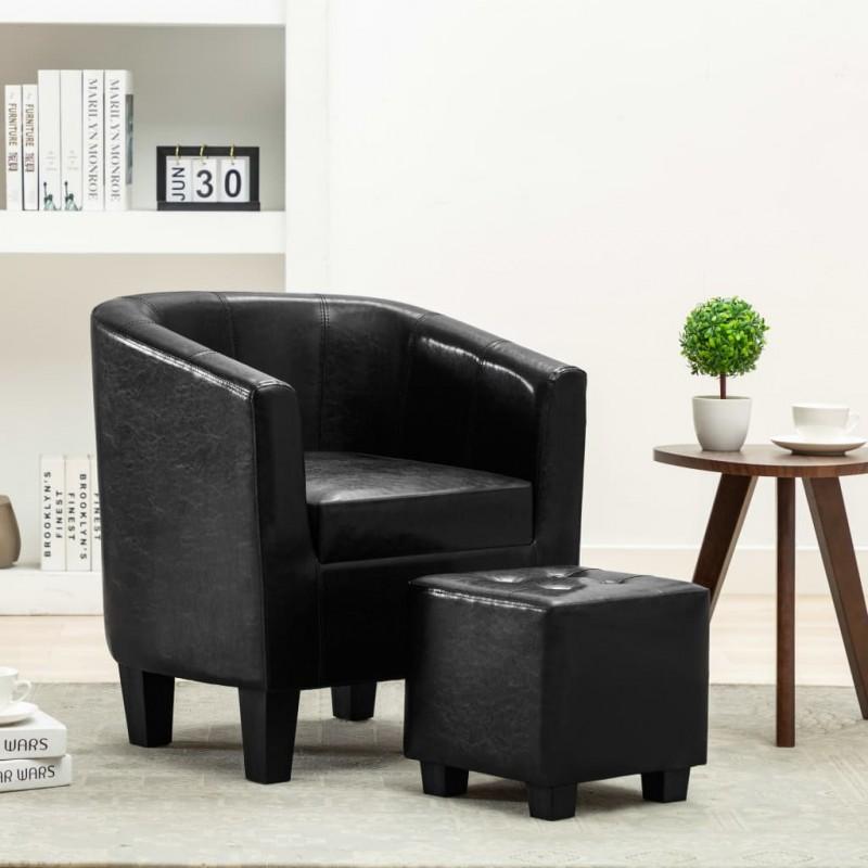 vidaXL Juego de muebles de cuarto de baño de madera reciclada de pino