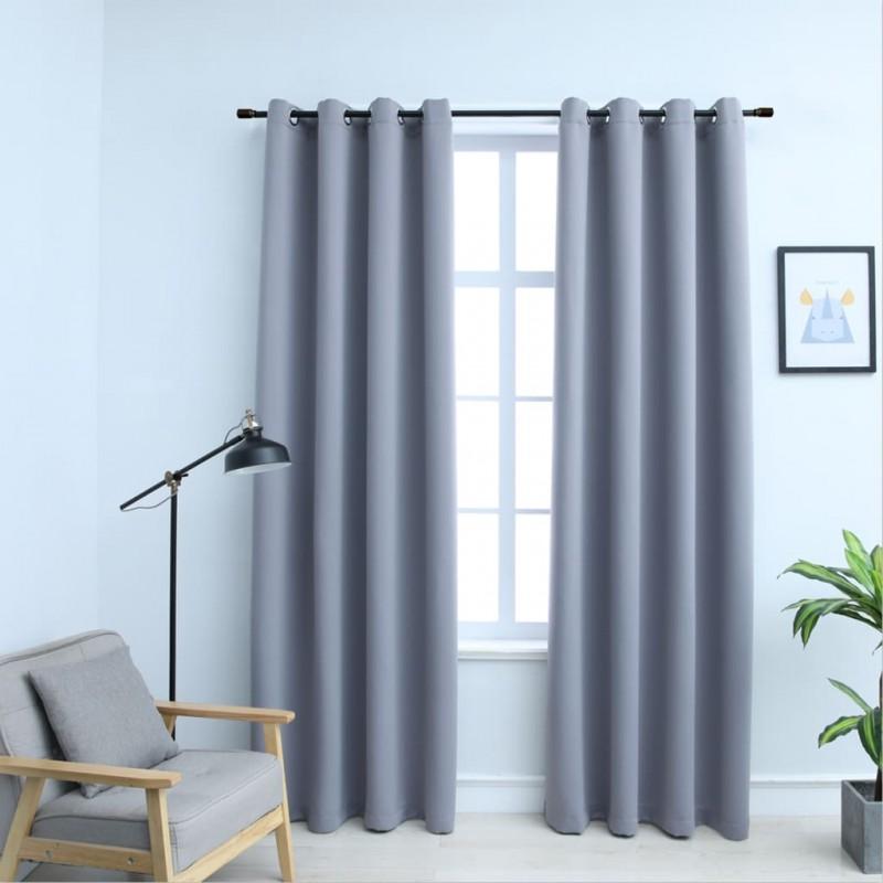 vidaXL Almohada 2 unidades 60x70 cm blanca