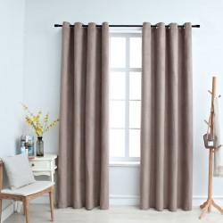 vidaXL Traje de caballero / Esmoquin de 2 piezas talla 52 azul marino
