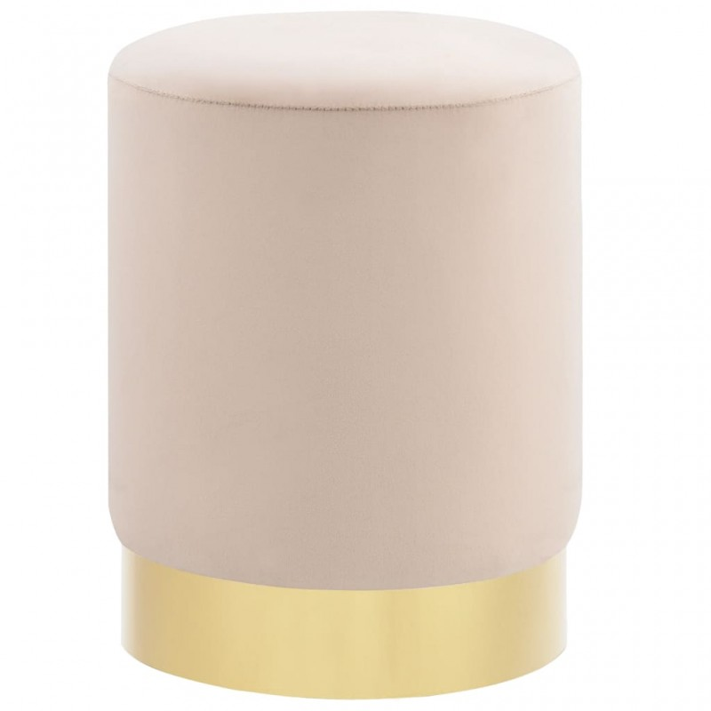 vidaXL Perchero de ropa blanco 59x35x150 cm