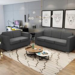 vidaXL Paragúero diseño Design acero negro