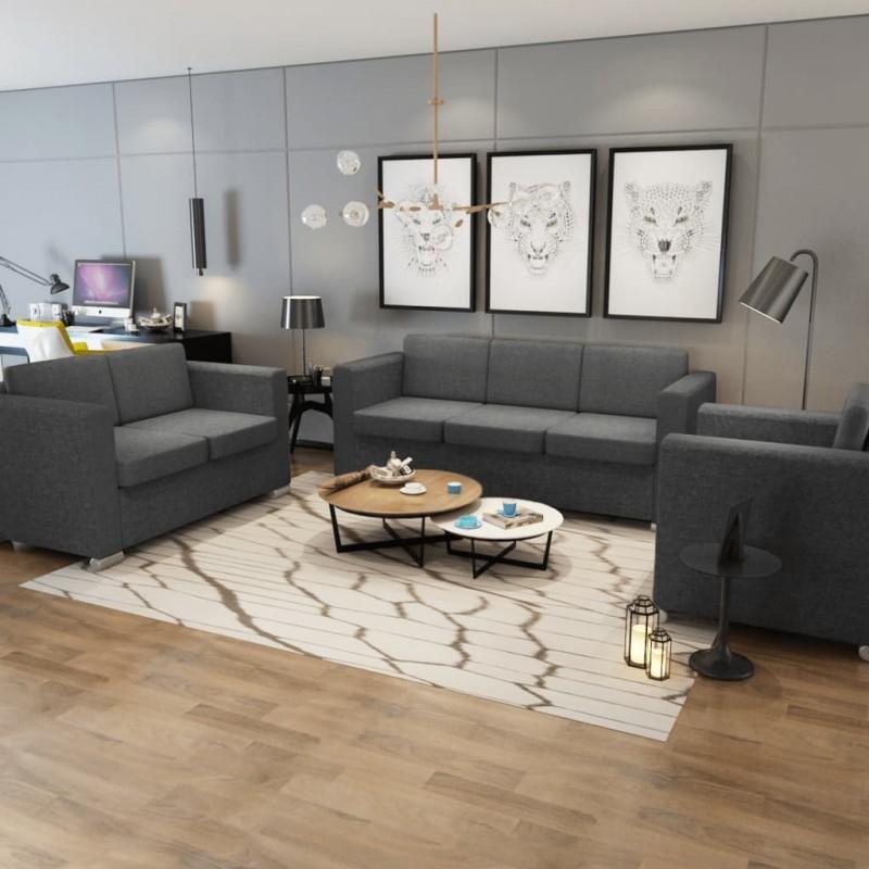 vidaXL Paragúero diseño tetris acero negro