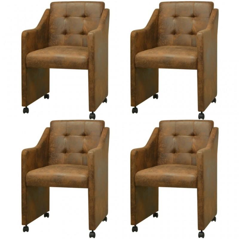 vidaXL Paragüero diseño Welcome acero blanco