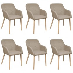 vidaXL Portavelas de pie bambú natural