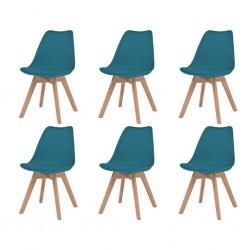 vidaXL Espejo mimbre marrón 60x80 cm