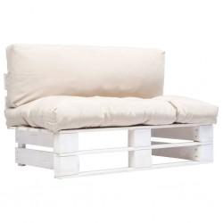 vidaXL Mueble con cajones 60x30x75 cm madera maciza de mango