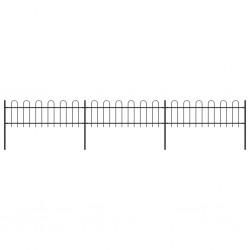 vidaXL Tocador de madera maciza de mango 112x45x76 cm