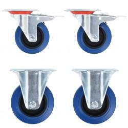 vidaXL Aparador de madera maciza reciclada 40x30x180 cm