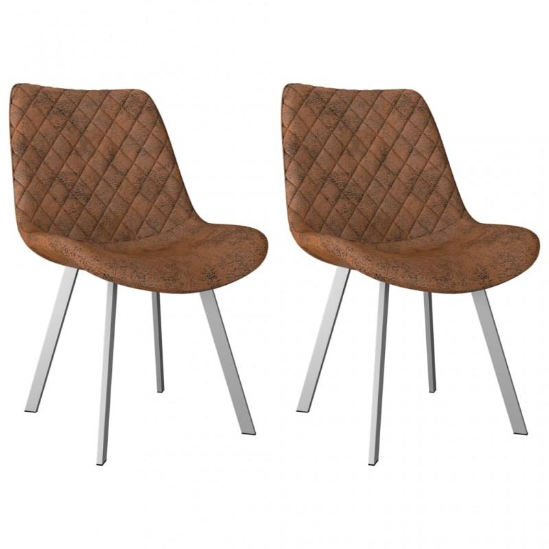 vidaXL Lámparas de pared con sensor movimiento 2 unidades