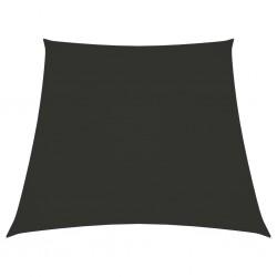 vidaXL Felpudo de fibra de coco negro 2 unidades 17 mm 50x80 cm