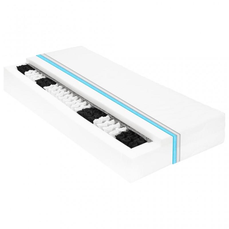 vidaXL Panel solar para calentador de piscina 2 unidades