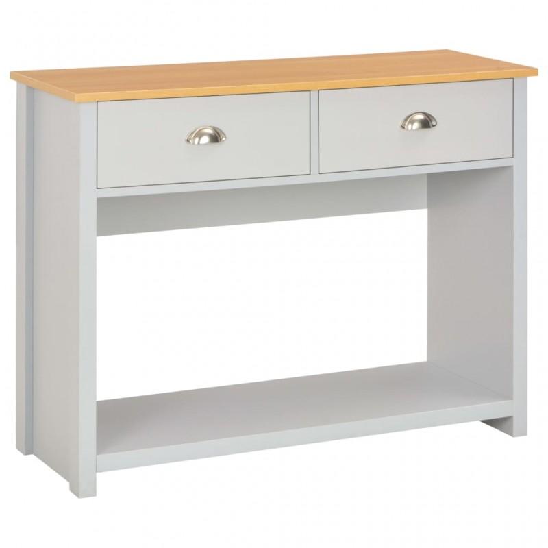 vidaXL Conjunto de muebles de baño y lavabo 9 piezas beige