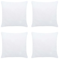 vidaXL Alfombra de entrada rectangular de nudo 120x180 cm roja