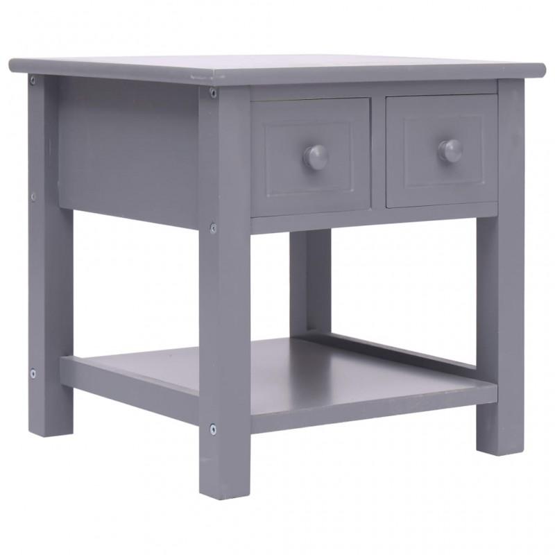 vidaXL Juego de comedor de jardín 5 piezas madera de pino impregnada