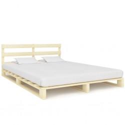 vidaXL Sillas de jardín reclinables 4 unidades plástico blanco