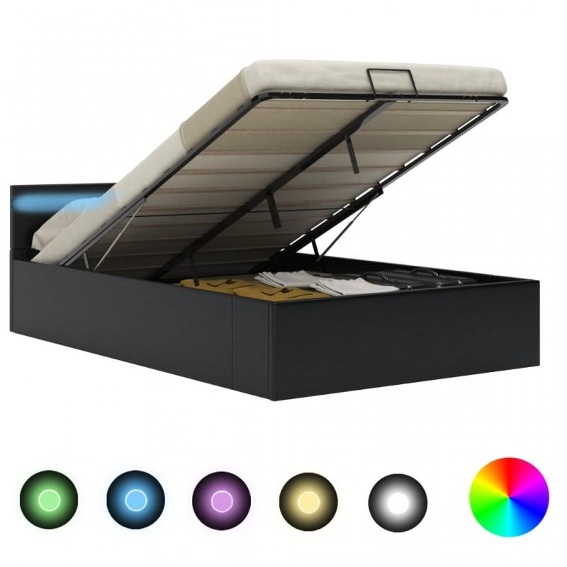 vidaXL Conjunto de sofá modular 12 piezas tela de patchwork