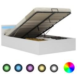 vidaXL Conjunto de sofá modular 9 piezas tela de rayas