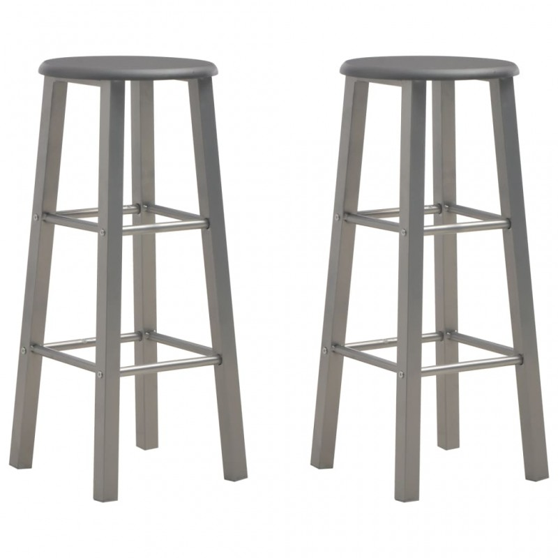 vidaXL Set sofás jardín de palés 4 piezas y cojines rojos madera