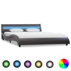 vidaXL Kit estudio 3 telones fondo algodón estructura ajustable 3x6 m
