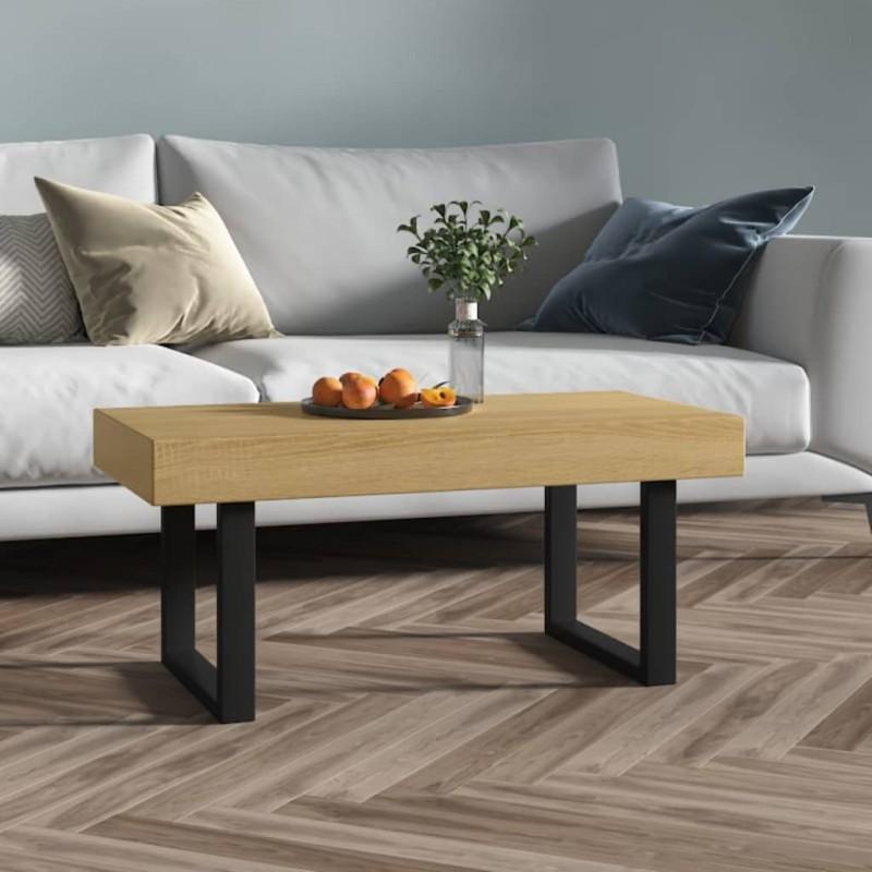 vidaXL Guías con carril para puerta corredera 2 uds 183 cm acero negro
