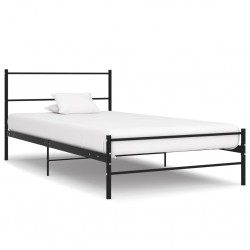 vidaXL Espejo de pared de jardín con forma de sol 80 cm negro
