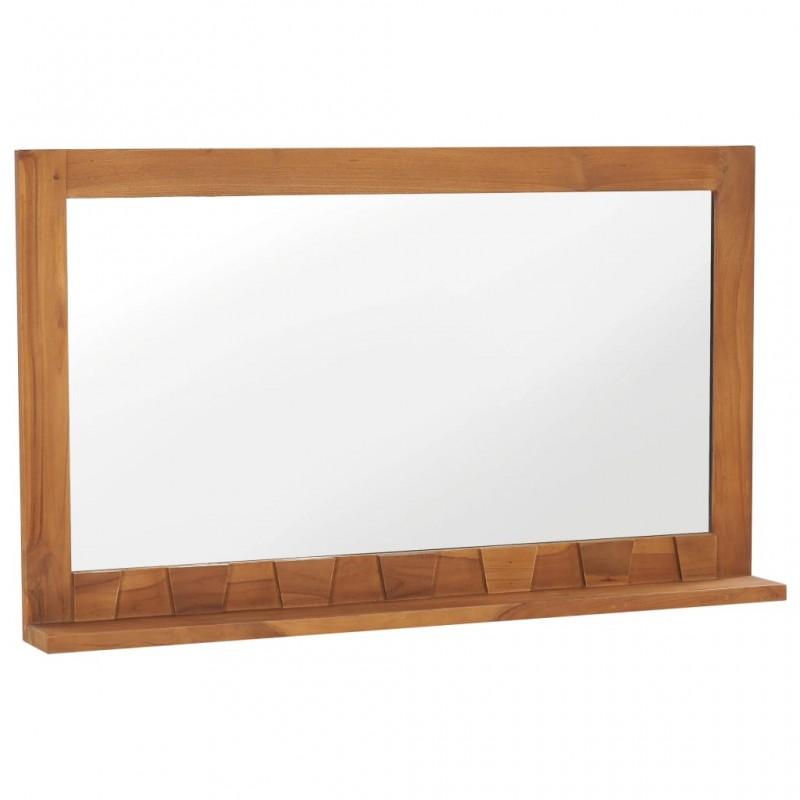 vidaXL Sofá de palés para jardín de 2 plazas madera blanco