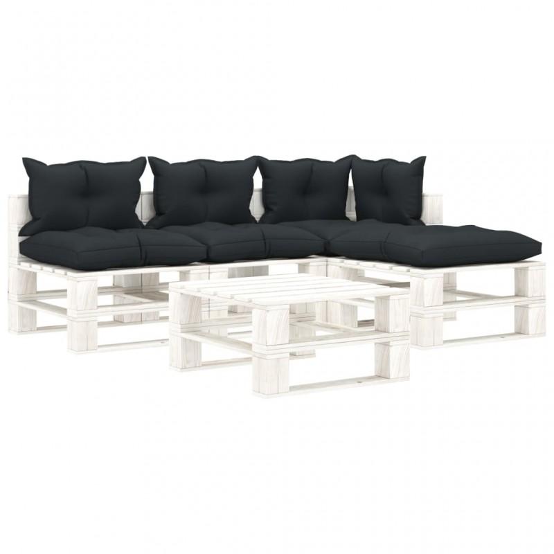 vidaXL Soportes para apilar leña 12 unidades acero plateado