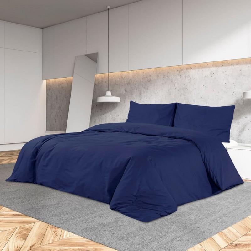 vidaXL Traje de chaqueta de hombre lino 2 piezas talla 48 gris oscuro