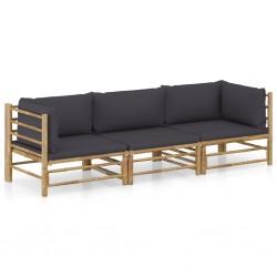 vidaXL Planta de hierba artificial con junco 85 cm