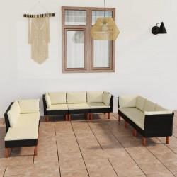 vidaXL Estructura de cama de cuero artificial blanco 120x200 cm