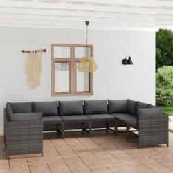 vidaXL Estructura de cama de tela marrón 90x200 cm