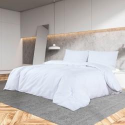 vidaXL Traje de navidad hombre 2 piezas corbata talla 56 regalos rojo
