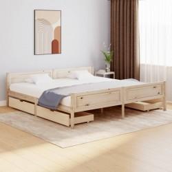 vidaXL Lámpara de focos con 2 luces negro y cobre 2 W E27