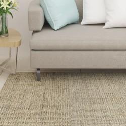 vidaXL Valla cortavientos de HDPE verde 150x450 cm