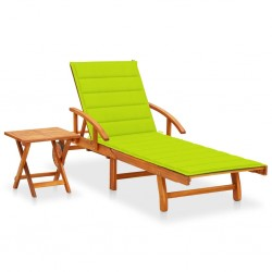 vidaXL Aparador de madera maciza de caoba 60x30x180 cm