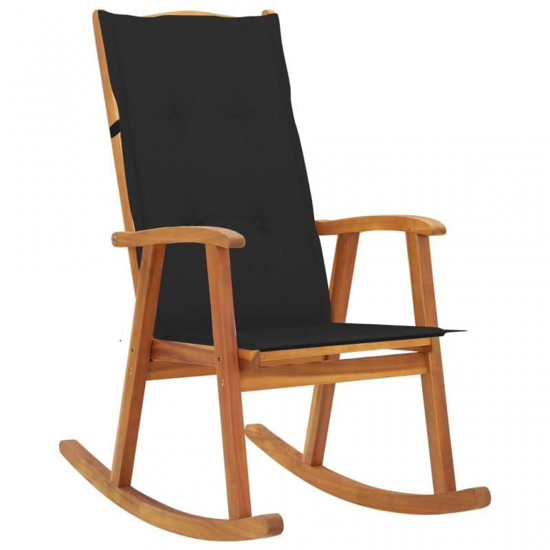 vidaXL Mesas altas de cocina 4 unidades MDF negro 60x112 cm