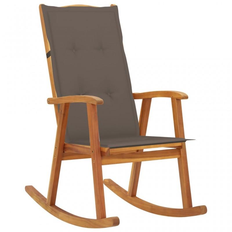 vidaXL Mesas altas de cocina 4 unidades MDF gris antracita 60x112 cm
