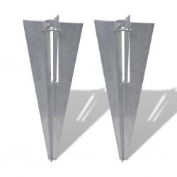 vidaXL Manta de algodón verde oscuro 160x210 cm