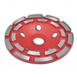 vidaXL Manta de algodón verde oscuro 220x250 cm