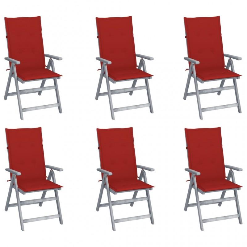 vidaXL Armario de cuarto de baño con espejo y LED 60x11x80 cm