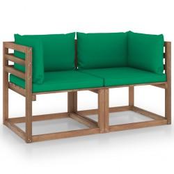 vidaXL Estructura de cama de cuero sintético color capuchino 180x200cm