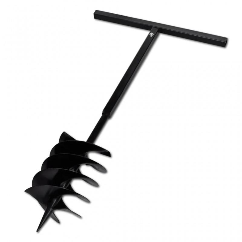 vidaXL Mantel individual 4 unidades liso redondo algodón verde 38 cm