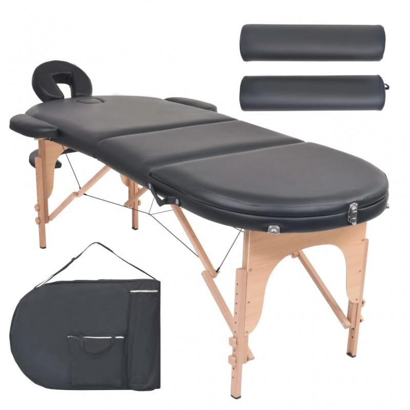 Moño decorativo elástico para sillas con hebilla 25 pzas Negro