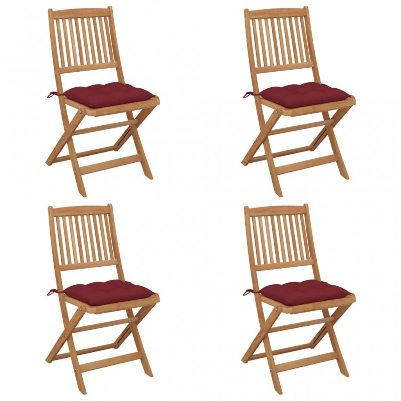 vidaXL Encimera para armario tocador madera maciza acacia 80x55x2,5 cm