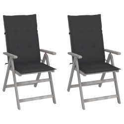 vidaXL Encimera para armario tocador madera maciza acacia 100x55x3,8cm